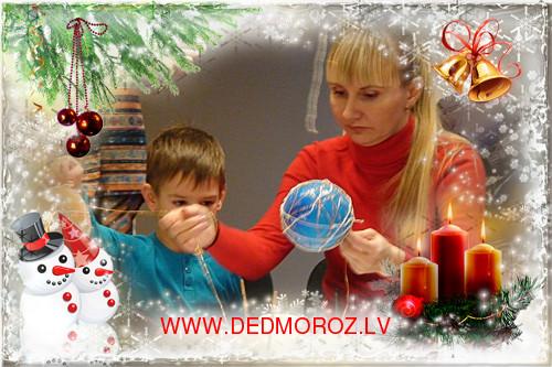 Подарки своими руками. Как сделать шар своими руками?